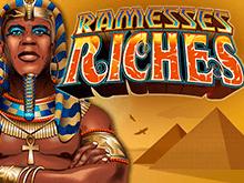 В казино Вулкан Богатство Рамсеса